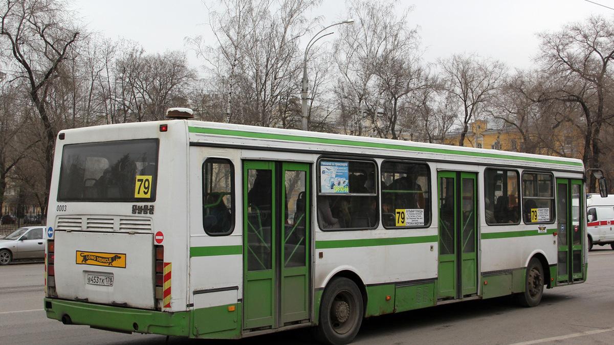 В Воронеже изменят маршрут автобуса №79