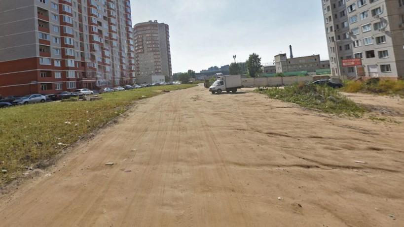 В Воронеже на проблемном участке улицы Владимира Невского построят дорогу