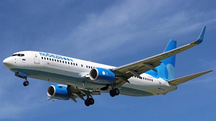 Самолёт с отказавшим над Воронежем двигателем успешно приземлился во Внуково