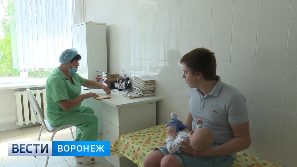 В Воронежской области дети стали втрое больше болеть коклюшем