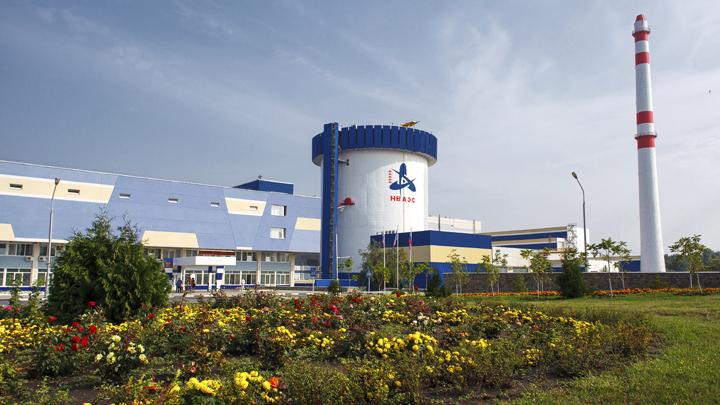 На Нововоронежской АЭС из-за планового ремонта временно остановили один из энергоблоков
