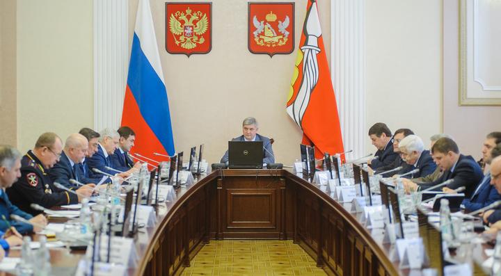 В Воронежской области усилят контроль за госзакупками