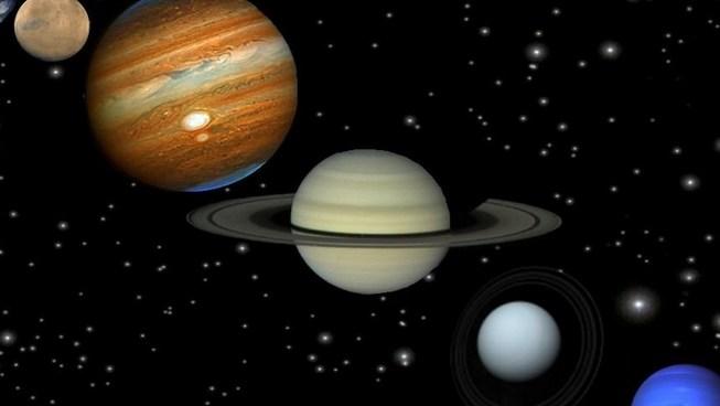 Жители Воронежской области смогут увидеть мини-парад планет