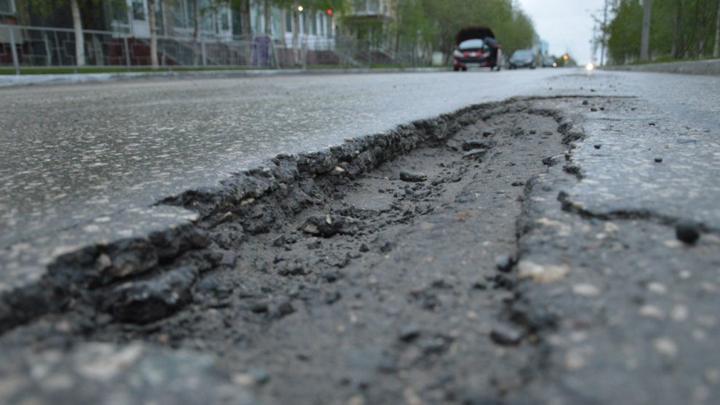 Житель Воронежской области отсудил у дорожников 109 тыс. рублей за яму на трассе