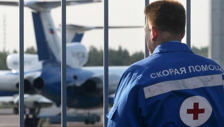 Самолет рейса Краснодар–Москва экстренно сел в Воронеже из-за смерти пассажира