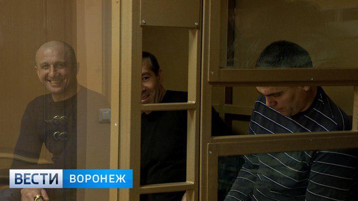Гособвинение попросило для похитителей мэра Воронежа от 5,5 до 8 лет тюрьмы