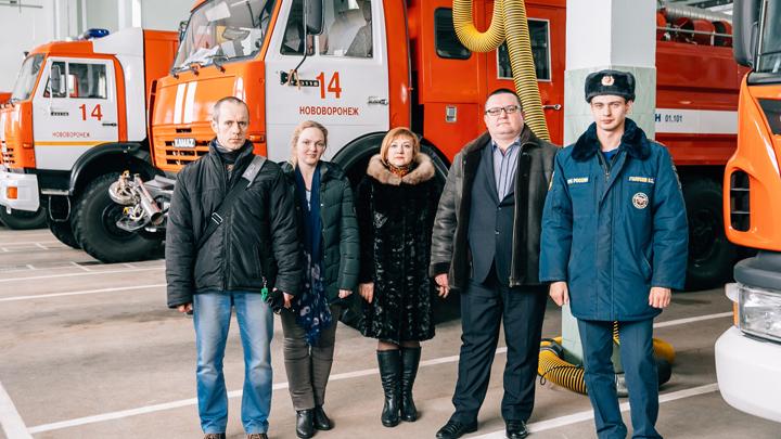 Специалисты строящейся Белорусской АЭС переняли опыт у нововоронежских коллег