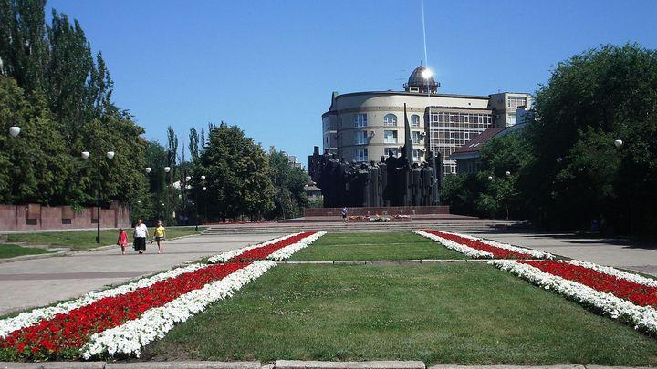 Мэрия Воронежа предложила построить музей воинской славы на Площади Победы