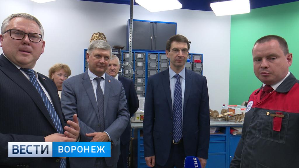 Полпред президента в ЦФО высоко оценил Воронежскую область