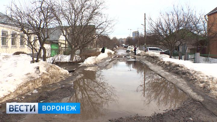 Глава региона пообещал помочь страдающим от регулярных «потопов» воронежцам