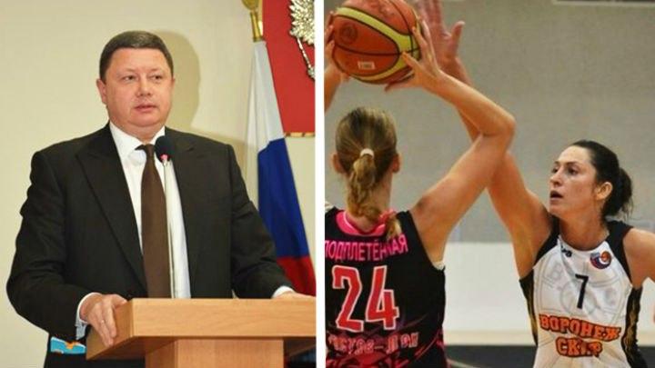 Баскетболистка против президента федерации. В чем игрок «Воронеж – СКИФ» обвинила руководство клуба