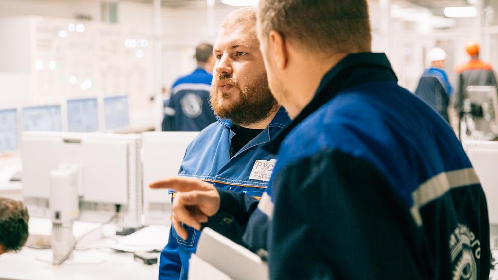 На Нововоронежской АЭС-2 завершили испытания генератора для автономного электроснабжения