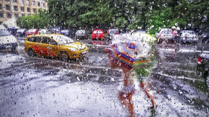 Дожди и грозы в Воронежской области продолжатся на новой рабочей неделе