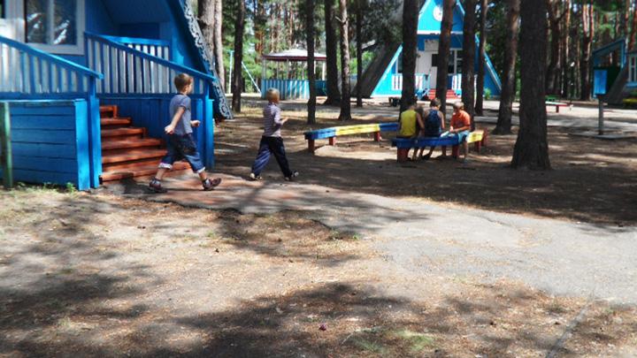 В Воронежской области отремонтируют детский лагерь «Солнышко»