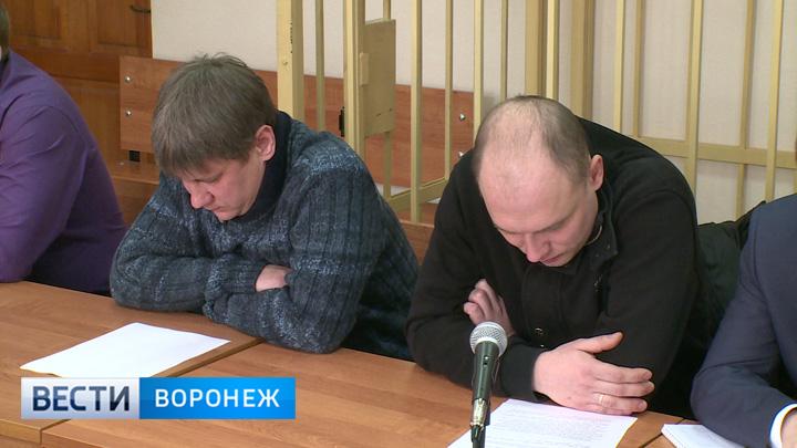 Три версии. О чём спорили в суде Воронежа прокурор и обвиняемые в коррупции экс-следователи СК