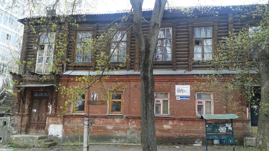 «Нет исторической ценности». Дом Медведевой в Воронеже оставили без статуса памятника