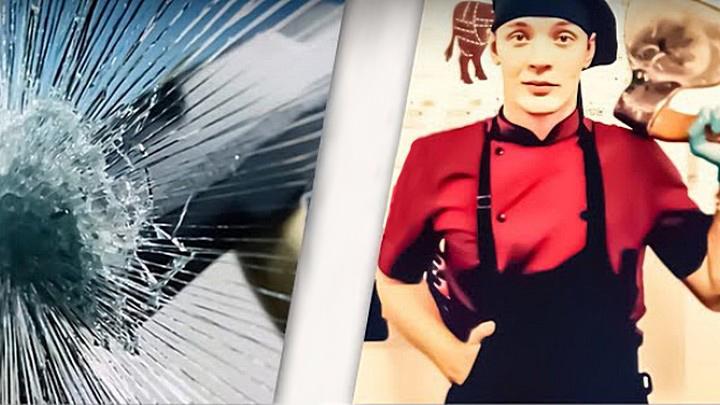 Воронежский мясник-разоблачитель снял на видео разгром магазина, в котором работал