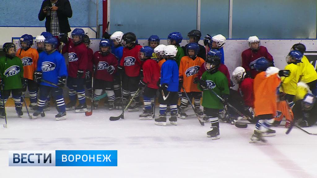 Воронежская хоккейная школа отмечает 50-летие