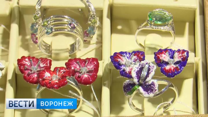 В Воронеже ювелирный магазин продолжает распродажу в связи с закрытием