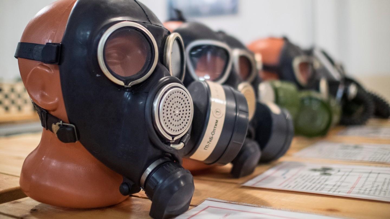 В Воронежской области в 5 раз выросли продажи противогазов и защитных масок