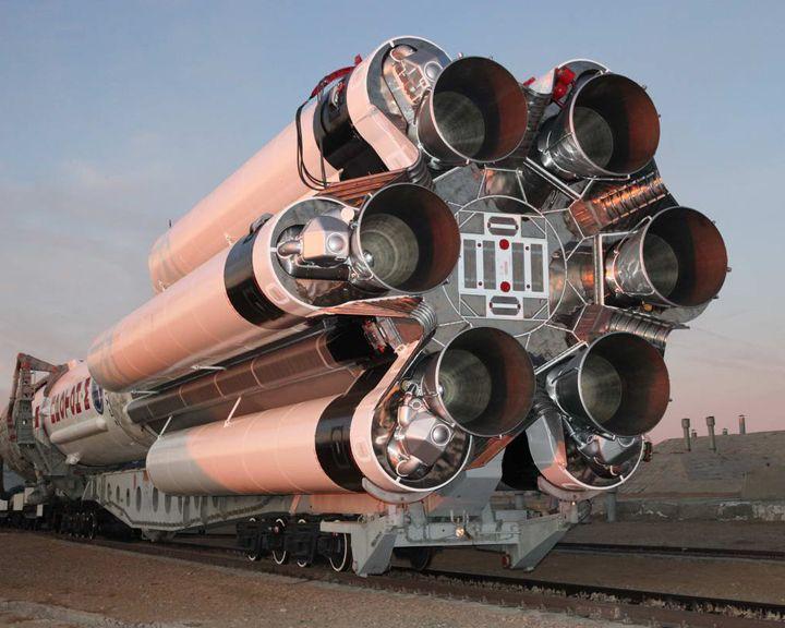 В Кремле прокомментировали отзыв воронежских двигателей для ракет-носителей «Протон-М»