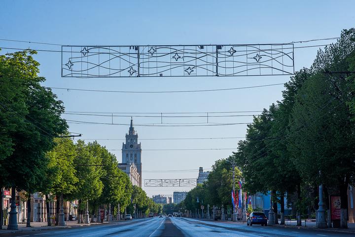 Мэрия Воронежа объявила конкурс на разработку стратегии развития города до 2035 года