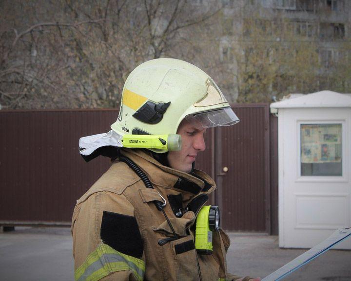 В Воронеже простятся со спасателем, геройски погибшим при тушении пожара в Москве
