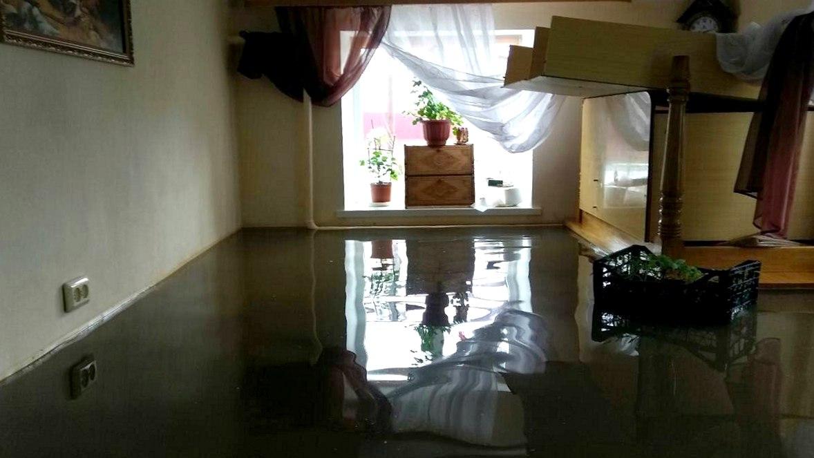 Жители Калача: «Вода в домах поднялась до уровня подоконников»