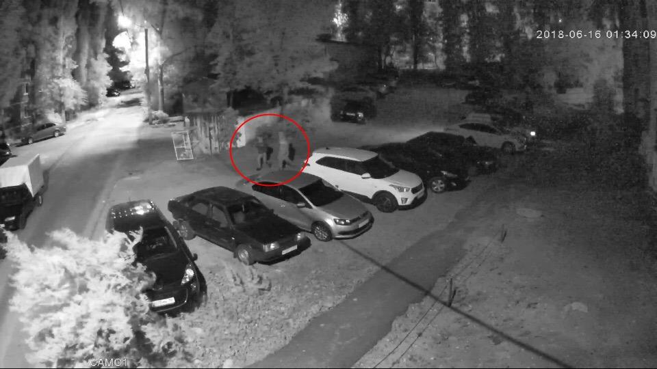 Воронежец: «Неизвестные распылили кислоту на мою машину»