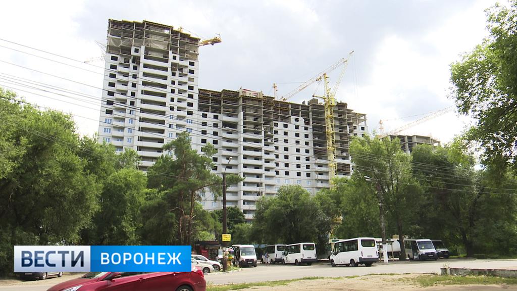 Воронежские дольщики, вложившие в жильё миллионы, будут жить в арестованных квартирах