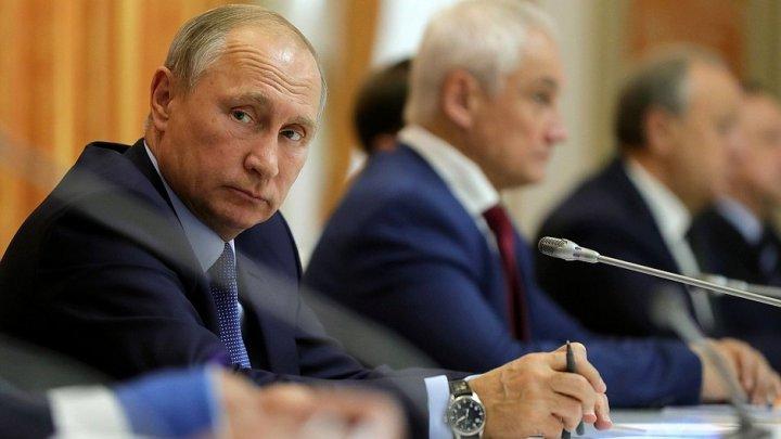 Стала известна дата инаугурации Владимира Путина