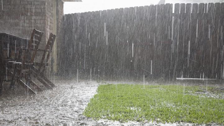 На Воронежскую область обрушатся ливневые дожди