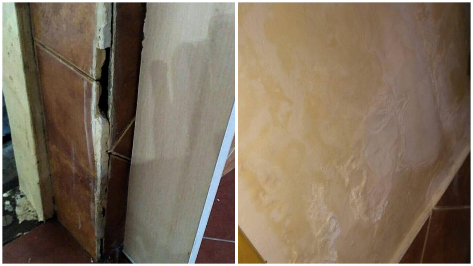 Жители Воронежской области показали, что стало с их домами после паводка