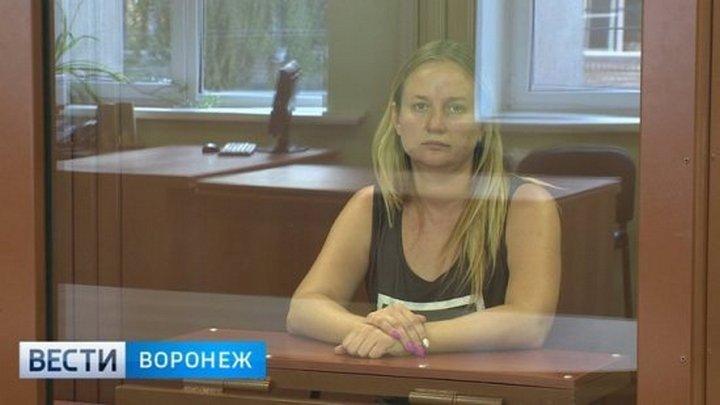 Обвиняемой в афере с землями дочери экс-главы района под Воронежем продлили арест