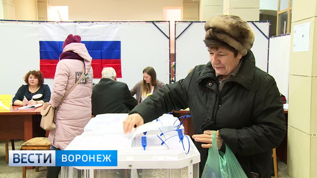 Избирком подвёл окончательные итоги выборов президента в Воронежской области