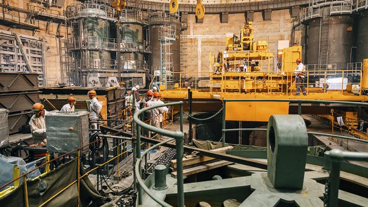На Нововоронежской АЭС началась проверка второго энергоблока нового поколения