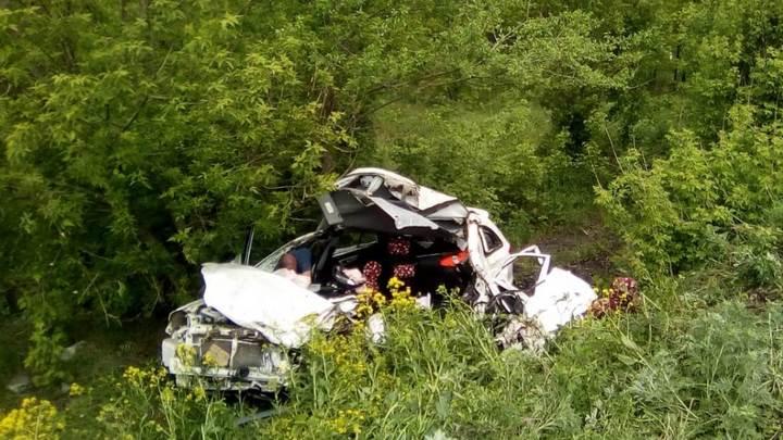 Версия о гибели семьи под Воронежем: «У водителя Lifan случился инсульт, и его сменила дочь»