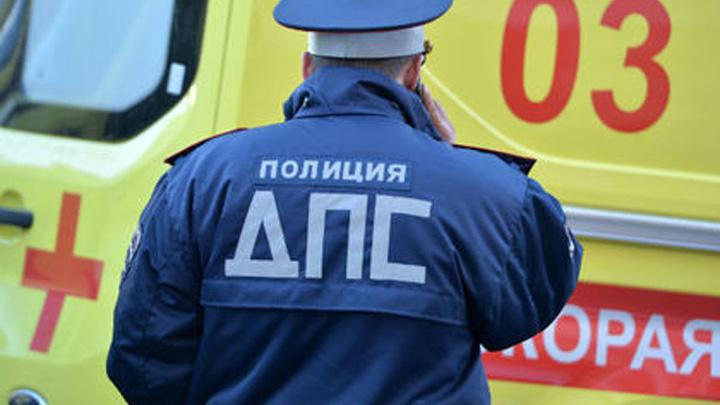 Полиция озвучила подробности ДТП с микроавтобусом на трассе под Воронежем