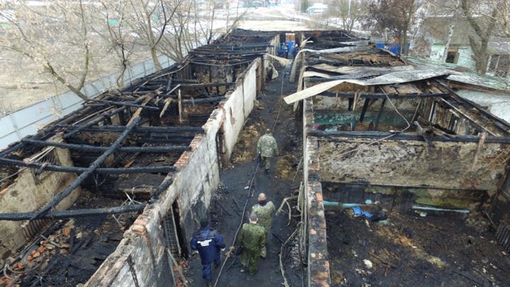 СК нашёл виновных в гибели 23 человек при пожаре в воронежском интернате спустя 2,5 года