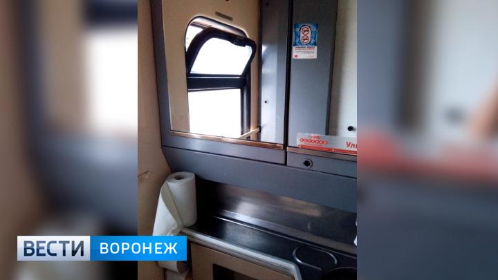 Проводник о смерти воронежца: «Через форточку в туалете поезда почти невозможно выбраться»