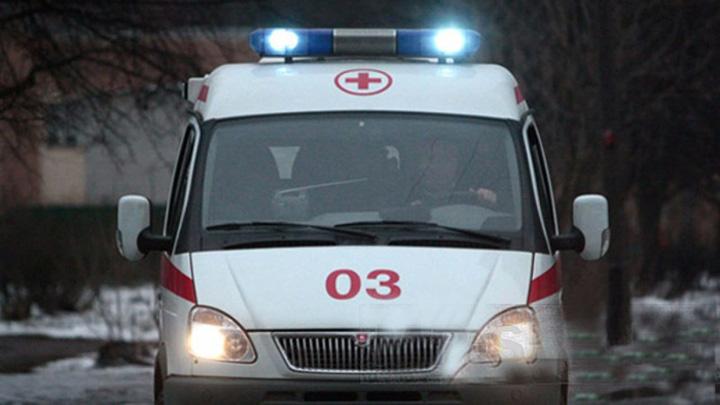 В массовом ДТП с маршруткой в Воронеже пострадали три пассажира