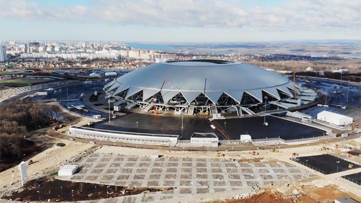 «Факел» примет участие в тестировании суперсовременного стадиона в Самаре