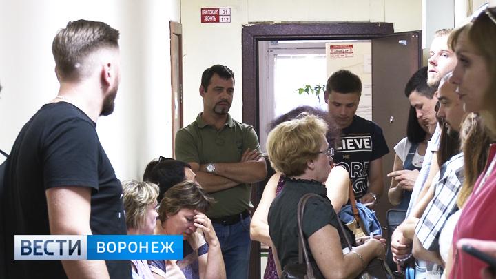 Полиция отреагировала на огромные очереди за загранпаспортами в Воронеже