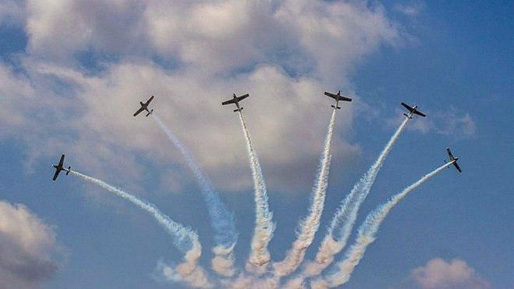 В Воронеже опубликовали программу праздника с авиашоу и выставкой самолётов