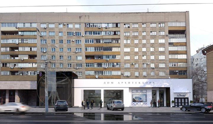 В Воронеже завершилась разработка проекта обновления Дома архитектора