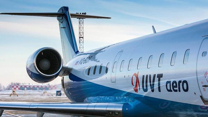 «ЮВТ Аэро» запустит регулярные рейсы из Воронежа в Сургут и Сочи