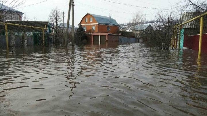 В Воронежской области создадут карту зон затопления для запрета строительства