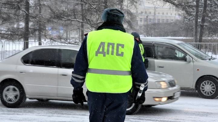 ГИБДД устроит массовые проверки водителей на опасных участках дорог в Воронежской области