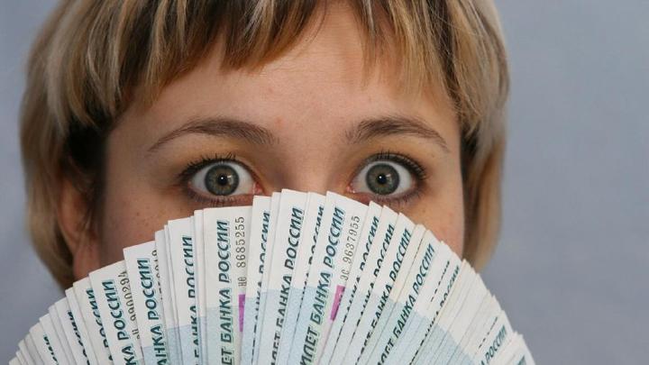 Средняя зарплата в Воронежской области за декабрь составила 34,6 тыс. рублей