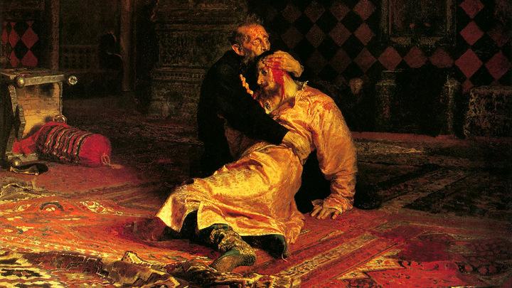Пьяный воронежец повредил картину Репина в Третьяковской галерее